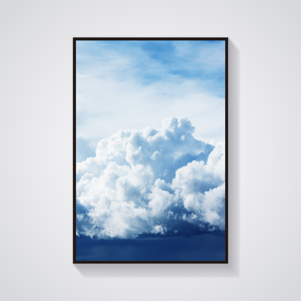 Blue Clouds, Brandt A Design