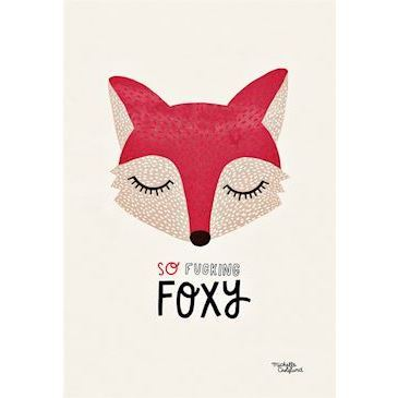 Michelle Carlslund, So fucking foxy, A4