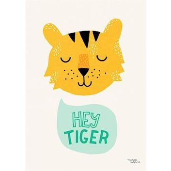 Michelle Carlslund, Hey Tiger, A4